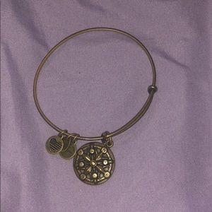 "Alex & Ani ""compass"" bracelet"